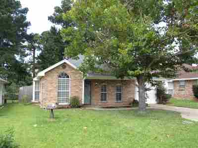 Pearl Single Family Home Contingent/Pending: 161 Greenfield Ln