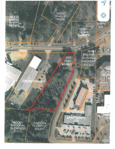 Rankin County Residential Lots & Land For Sale: Flowood Dr