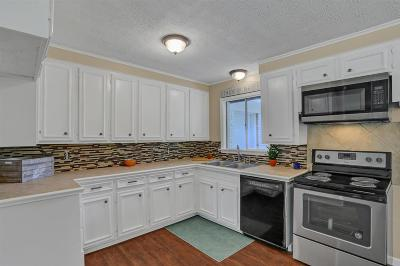 Pearl Single Family Home Contingent/Pending: 2516 Upper Dr
