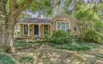 Jackson Single Family Home Contingent/Pending: 4220 Oakridge Dr