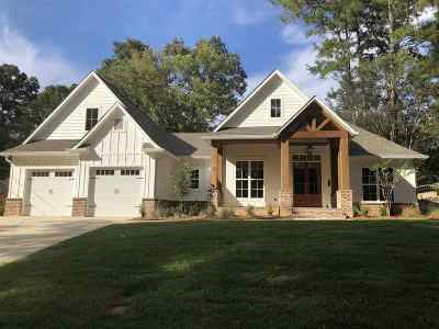 Jackson Single Family Home For Sale: 2342 Wild Valley Dr