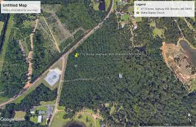 Brandon Residential Lots & Land For Sale: Hwy 468