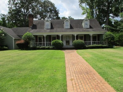Byram Single Family Home For Sale: 145 Blackmon Rd