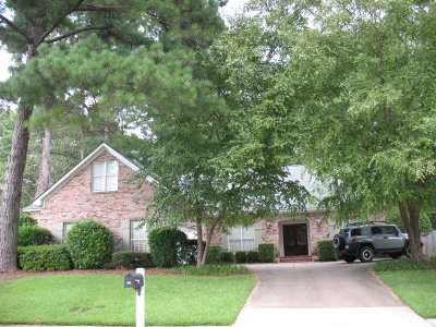 Ridgeland Single Family Home For Sale: 306 Pinewood Ln