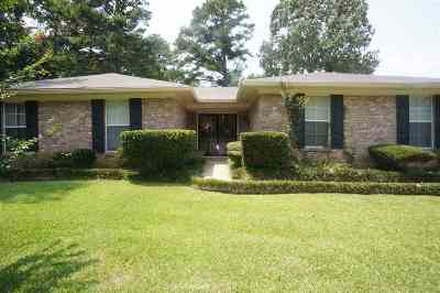 Hinds County Single Family Home For Sale: 5107 Tarryton Pl