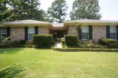 Jackson Single Family Home For Sale: 5107 Tarryton Pl