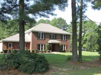 Flowood Single Family Home Contingent/Pending: 118 Wisteria Hill Dr