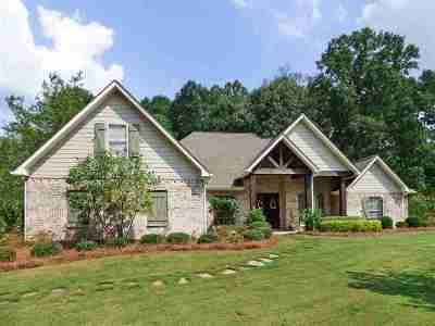 Brandon Single Family Home For Sale: 136 Cowan Cv