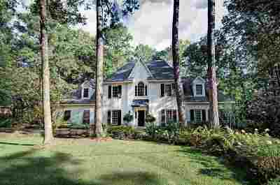 Flowood Single Family Home Contingent/Pending: 400 Wycombe Pl
