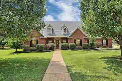 Brandon Single Family Home Contingent/Pending: 107 Cannon Ridge Dr