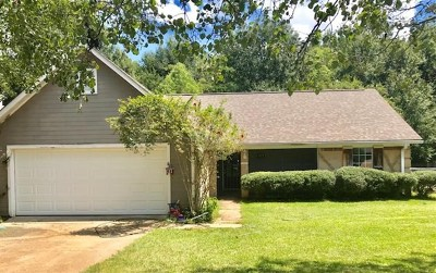 Byram Single Family Home For Sale: 472 River Bend Dr