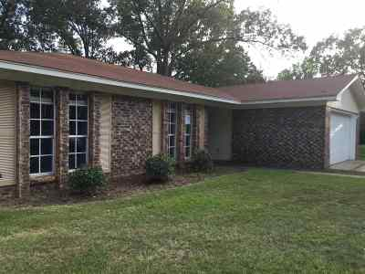 Hinds County Single Family Home Contingent/Pending: 106 Cypress Ct