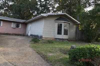 Pearl Single Family Home For Sale: 3439 Mahaffey Dr