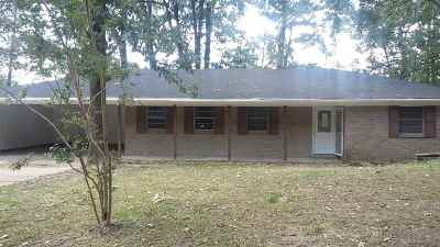 Hinds County Single Family Home Contingent/Pending: 1007 Tanglewood Dr