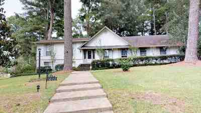 Jackson Single Family Home For Sale: 1609 Meadowbrook Rd