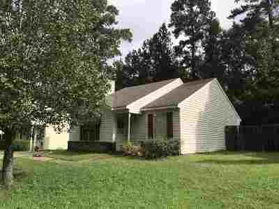 Brandon Single Family Home Contingent/Pending: 2017 Red Oak Dr