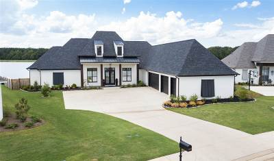 Madison Single Family Home Contingent/Pending: 118 Camden Trail