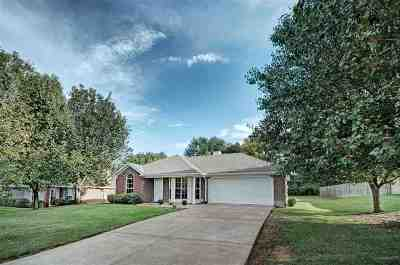 Pearl Single Family Home Contingent/Pending: 522 Oak Ridge Way