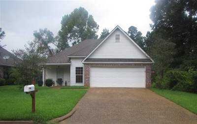 Jackson Single Family Home For Sale: 4966 Brookwood Pl