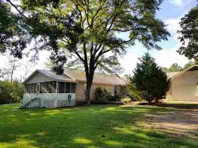 Canton Single Family Home For Sale: 2770 Highway 43 North