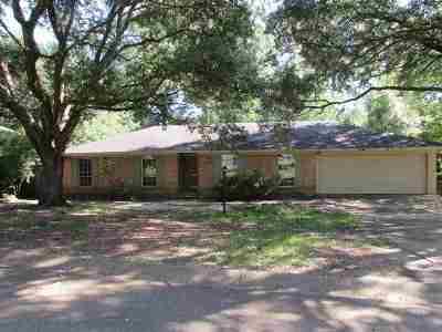 Jackson Single Family Home For Sale: 1215 Ferncrest Dr