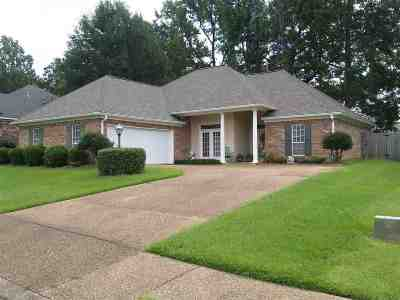Byram Single Family Home For Sale: 144 Raulston Dr
