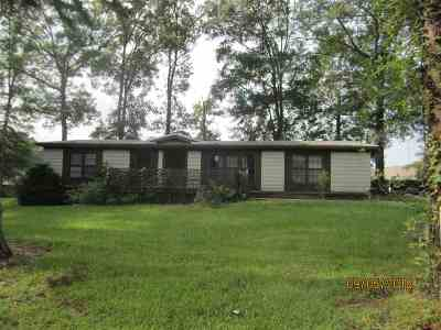 Rankin County Mobile/Manufactured For Sale: 480 Busick Well Rd