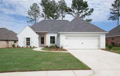 Lake Caroline Single Family Home For Sale: 153 Hampton Ridge