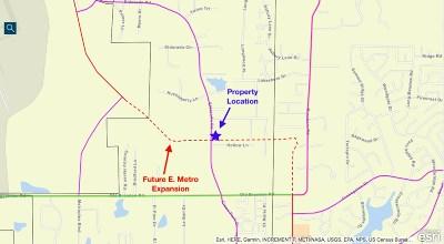 Pearl Residential Lots & Land For Sale: El Dorado Rd