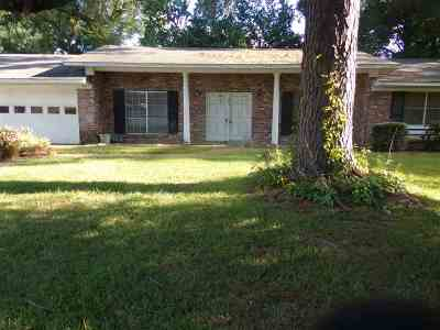 Hinds County Single Family Home For Sale: 1867 Longwood Dr