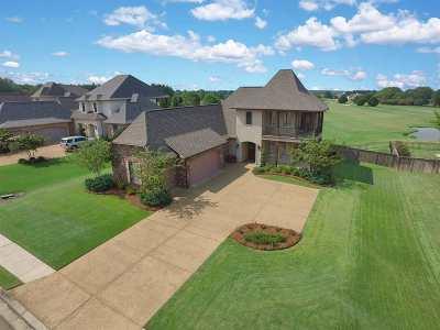 Lake Caroline Single Family Home For Sale: 137 Burne Run
