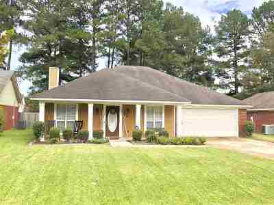 Byram Single Family Home Contingent/Pending: 8008 Lakeview Blvd