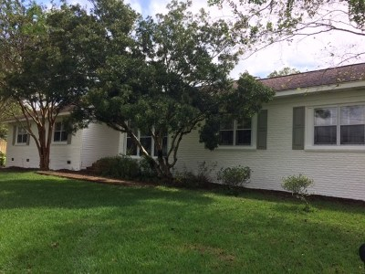 Canton Single Family Home Contingent/Pending: 1530 E Peace St