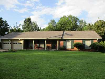 Jackson Single Family Home Contingent/Pending: 1270 Plantation Blvd
