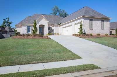 Lake Caroline Single Family Home For Sale: 111 Camden Lake Dr #lot 717