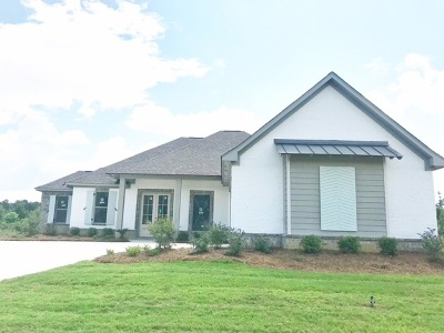 Flowood Single Family Home Contingent/Pending: 308 Bristlecone Ct