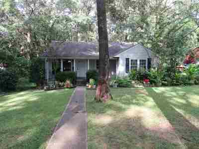 Jackson Single Family Home For Sale: 4535 Meadowridge Dr