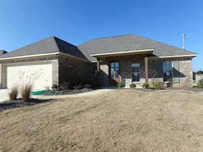 Madison County Single Family Home For Sale: 210 Buttonwood Lane #lot 54