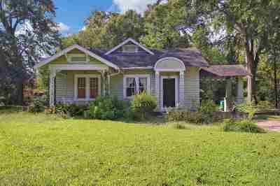 Madison County Single Family Home For Sale: 512 E Academy St