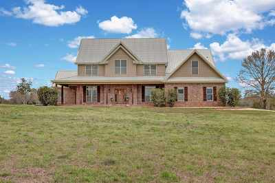Hinds County Single Family Home For Sale: 23620 Highway 18 Hwy