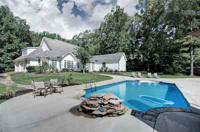 Hinds County Single Family Home For Sale: 22 Lakeview Dr