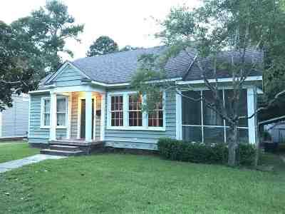 Jackson Single Family Home For Sale: 464 Ridgeway St