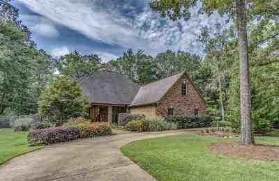 Canton Single Family Home Contingent/Pending: 103 Denson Farms Cv