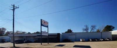 Hinds County Commercial For Sale: 2425 Terry Rd