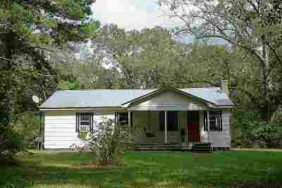 Carthage Single Family Home For Sale: 845 Miller Rd