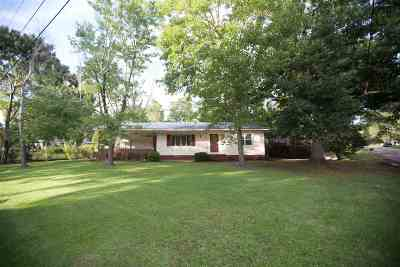 Pearl Single Family Home Contingent/Pending: 3124 Eastland Dr
