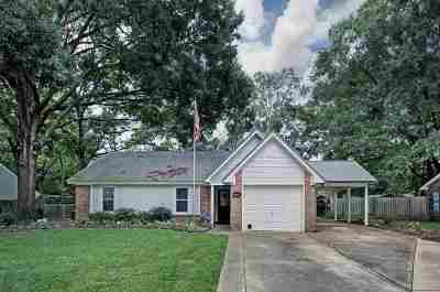 Florence Single Family Home Contingent/Pending: 1331 Steen's Creek Dr