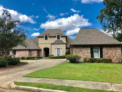 Canton MS Single Family Home For Sale: $419,000