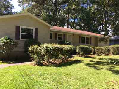 Jackson Single Family Home For Sale: 3511 Meadow Ln