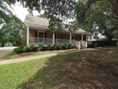 Madison County Single Family Home For Sale: 460 Willow Oak Dr